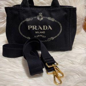 Prada Canapa with Strap